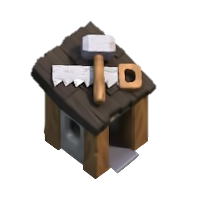 大工の小屋