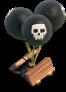 ホーミング対空地雷