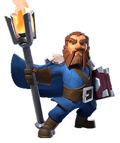 北の戦士 グランドウォーデン