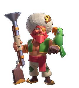 海賊ウォーデン